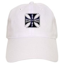 Security Forces Iron Cross Baseball Cap