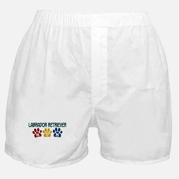 Labrador Retriever Mom 1 Boxer Shorts