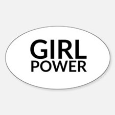 Girl Power Decal