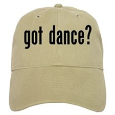 Got Dance? Baseball Cap