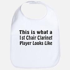 1st Chair Clarinet Bib