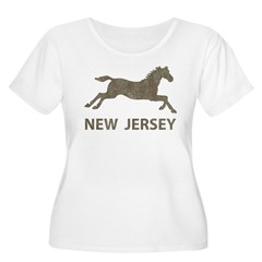 Vintage New Jersey Horse T-Shirt