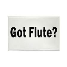 Got Flute? Rectangle Magnet