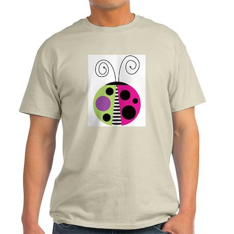 Funky Ladybug Light T-Shirt