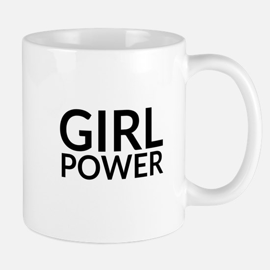 Girl Power Mugs