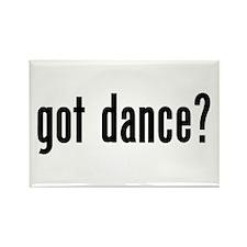 Got Dance? Rectangle Magnet