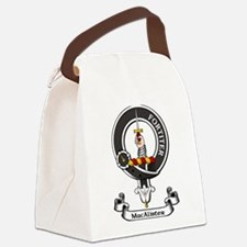 Badge - MacAlister Canvas Lunch Bag