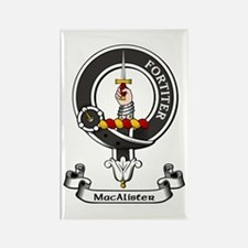 Badge - MacAlister Rectangle Magnet