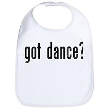 Got Dance? Bib