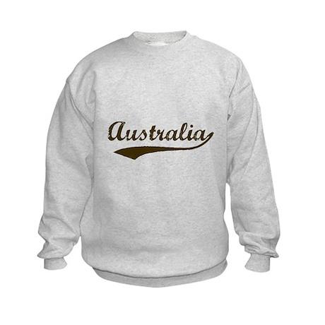 Vintage Australia Kids Sweatshirt