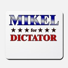 MIKEL for dictator Mousepad
