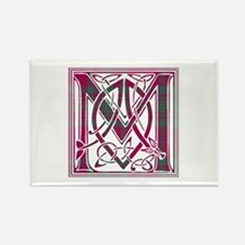 Monogram - MacAlister of Glenbarr Rectangle Magnet