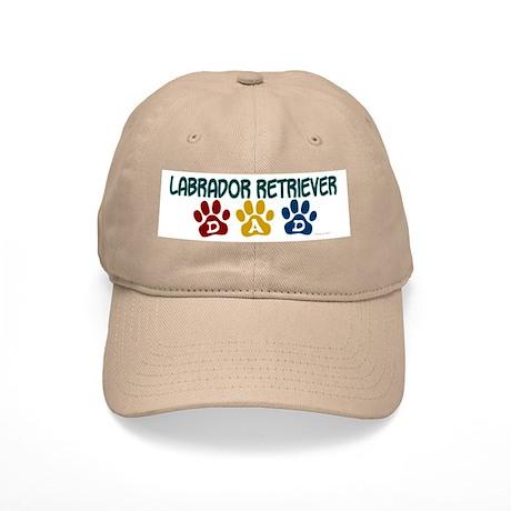 Labrador Retriever Dad 1 Cap