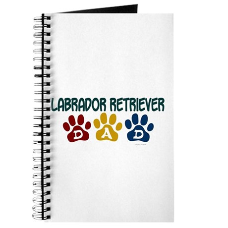 Labrador Retriever Dad 1 Journal