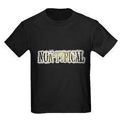 Non typical Kids Dark T-Shirt