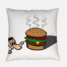 Giant Burge Everyday Pillow