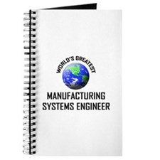 World's Greatest MANUFACTURING SYSTEMS ENGINEER Jo