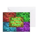 Luck of the Irish Greeting Cards (Pk of 10)