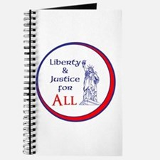 Liberty And Justice For All Journal