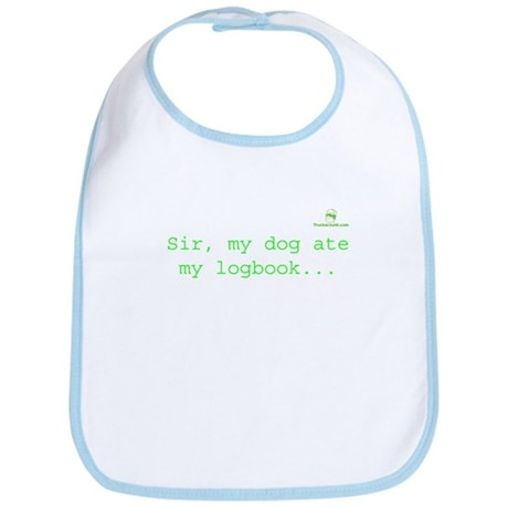 Sir, my dog ate my logbook... Bib