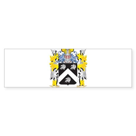 Eastend Coat of Arms - Family Crest Bumper Sticker