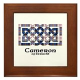 Cameron of erracht Framed Tiles