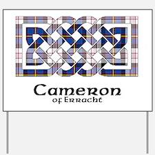 Knot-Cameron.Erracht dress Yard Sign