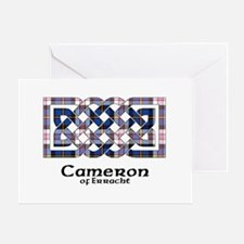 Knot-Cameron.Erracht dress Greeting Card