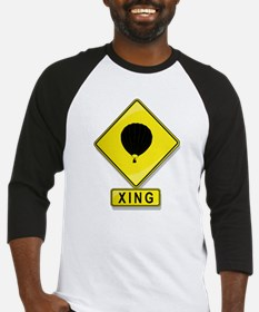Hot Air Balloon XING Baseball Jersey