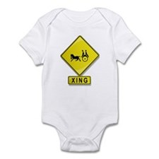 Horse and Carriage XING Infant Bodysuit