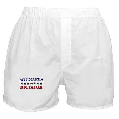 MICHAELA for dictator Boxer Shorts