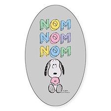 Snoopy - NomNomNom Sticker