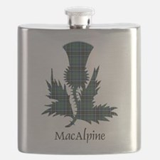 Thistle - MacAlpine Flask
