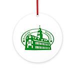 Boston Ornament (Round)