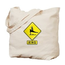 Gymnast XING Tote Bag