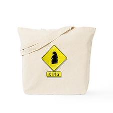 Groundhog XING Tote Bag
