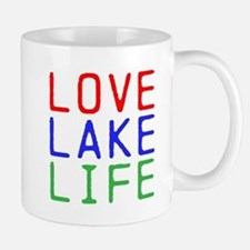 LOVE LAKE LIFE (TW) Mug