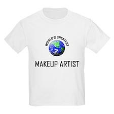 World's Greatest MAKEUP ARTIST T-Shirt