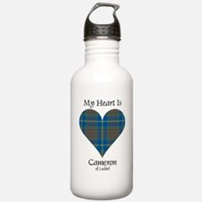 Heart-CameronLochiel h Water Bottle