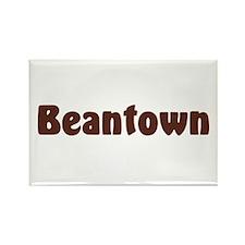 Beantown Rectangle Magnet