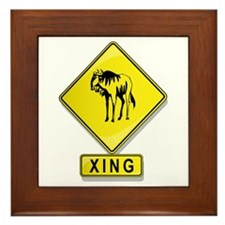 Gnu XING Framed Tile
