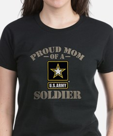 Proud U.S. Army Mom Tee