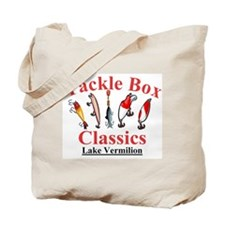 Tackle Box Classics Tote Bag
