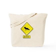 Fox XING Tote Bag