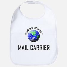 World's Greatest MAIL CARRIER Bib