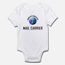 World's Greatest MAIL CARRIER Infant Bodysuit