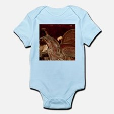 Cute Horse saddle Infant Bodysuit