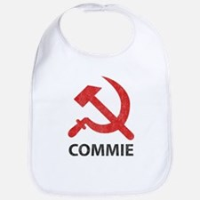 Vintage Commie Bib