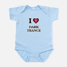 I Love DARK TRANCE Body Suit
