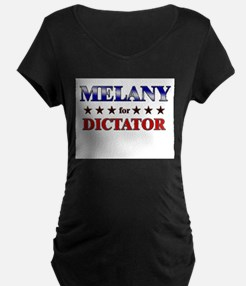MELANY for dictator T-Shirt